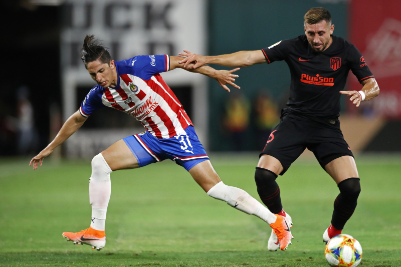 Atletico Madrid Beat Chivas on Penalties for Win in 2019 ICC