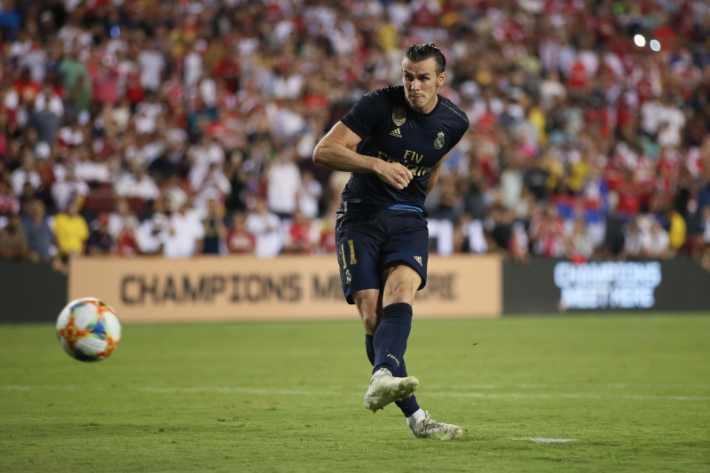 Zinedine Zidane: 'Nothing Has Changed' on Gareth Bale Future After Arsenal Goal