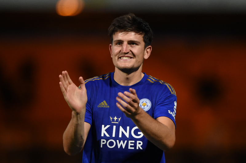 Brendan Rodgers 'Very Relaxed' over Harry Maguire Amid Manchester United Rumours