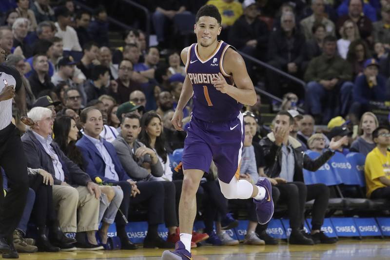 Suns 2019-20 Schedule: Top Games, Championship Odds and