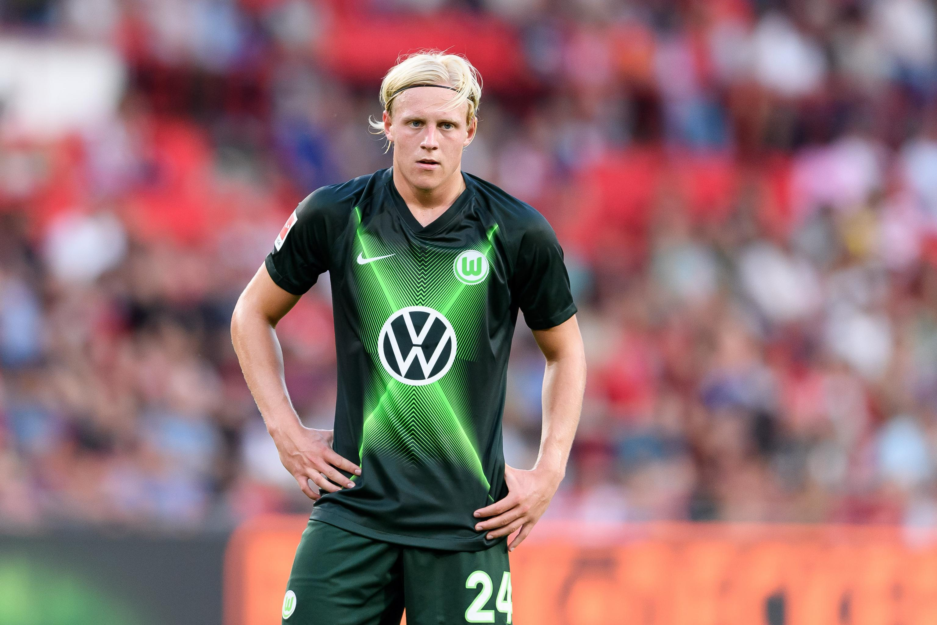 Wolfsburg's Xaver Schlager Reveals Arsenal Transfer 'Dream ...