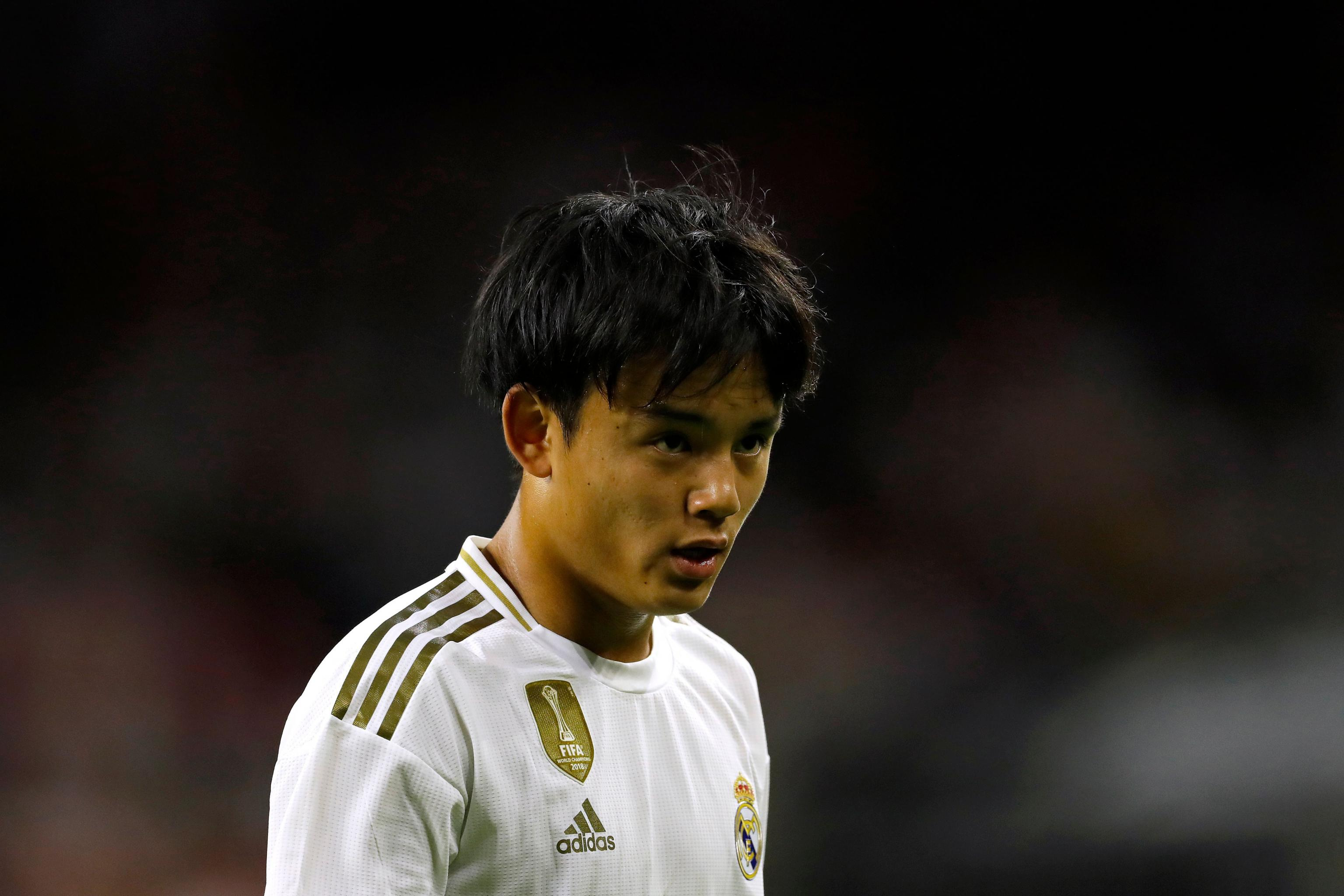 info for 21300 cdcc4 Takefusa Kubo: The 'Japanese Messi' Making His Mark with ...
