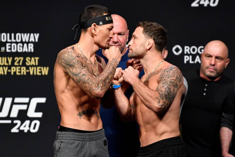 Ufc 240 Holloway Vs Edgar Fight Card Tv Info Predictions And
