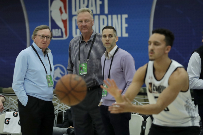 Lakers Rumors: Jerry West's Son Ryan Parts as LA's Director of Player Personnel