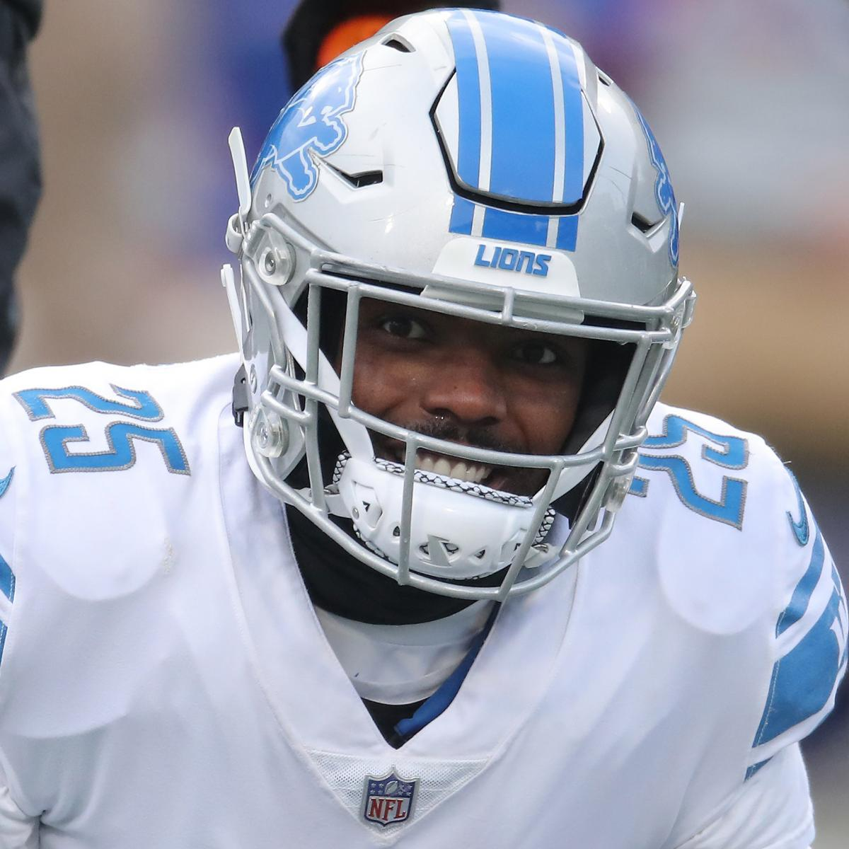 Theo Riddick, Broncos Agree To Reported 1-Year, $2.5M