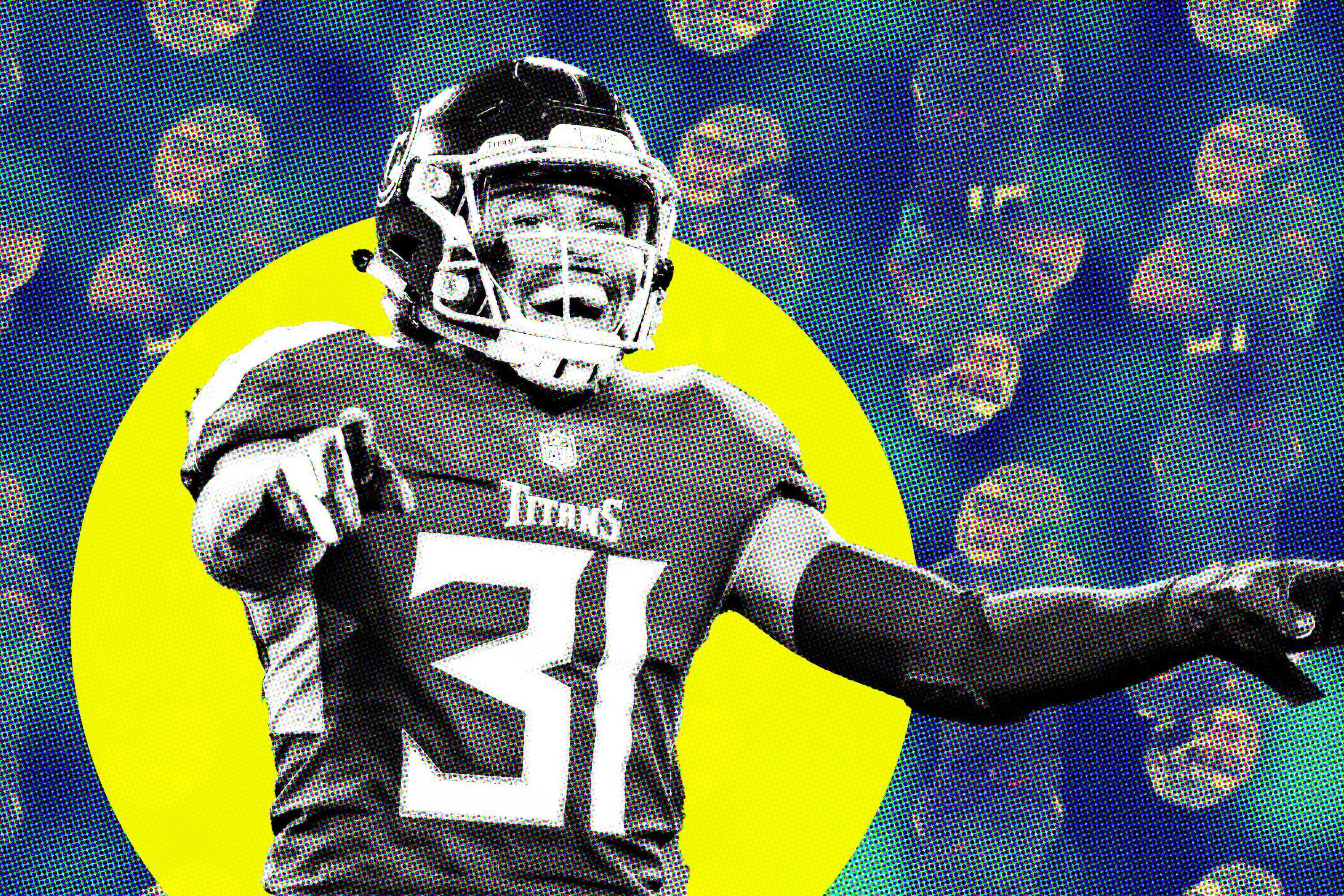 b31cfe68 Even After $70.5 Million Payday, Titans DB Kevin Byard Is Still in ...