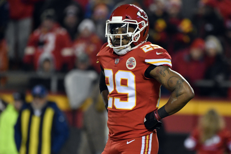 Cowboys News: Dallas Continues to 'Monitor' Ex-Chiefs Safety Eric Berry