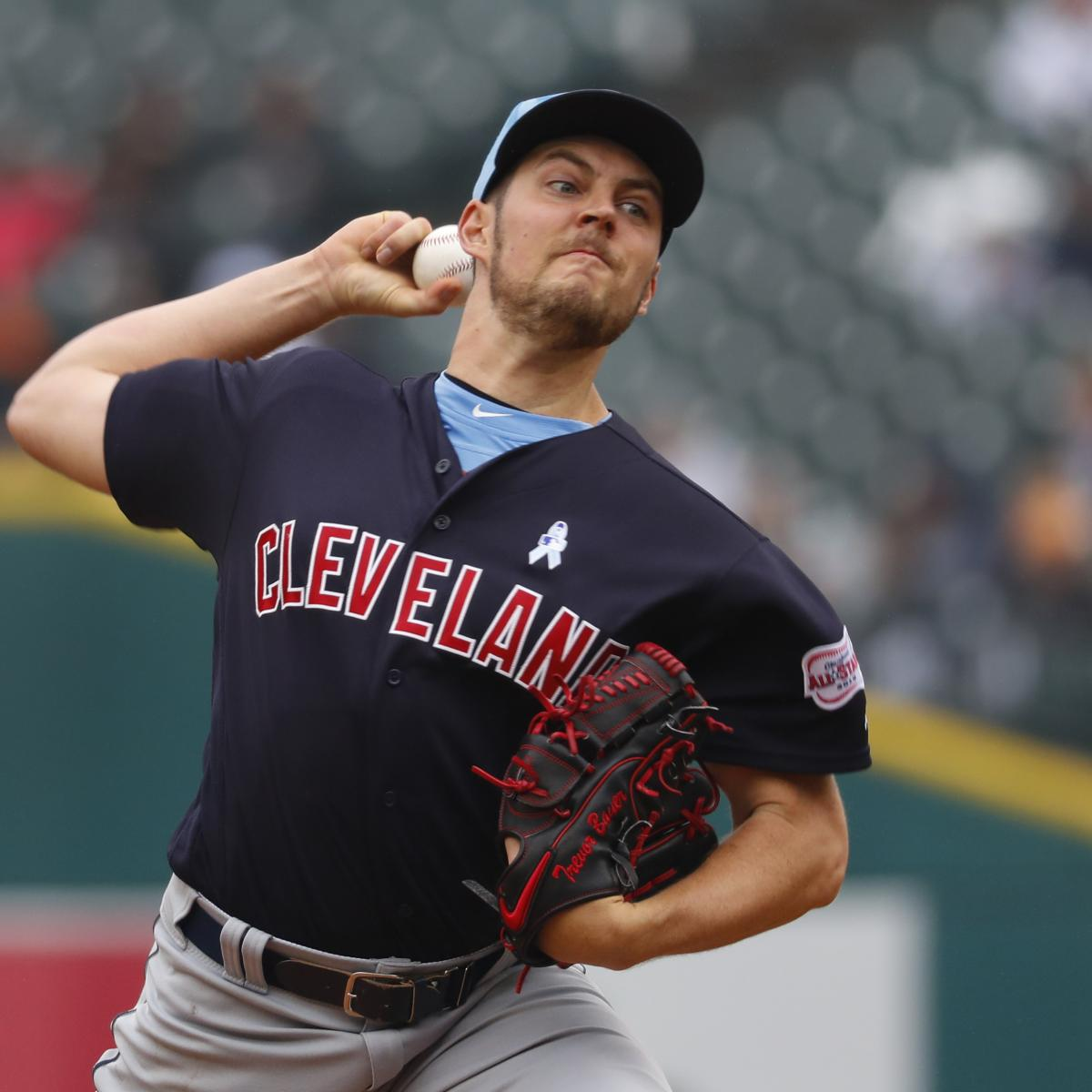 Trevor Bauer Trade Rumors: Indians Ownership 'Reluctant