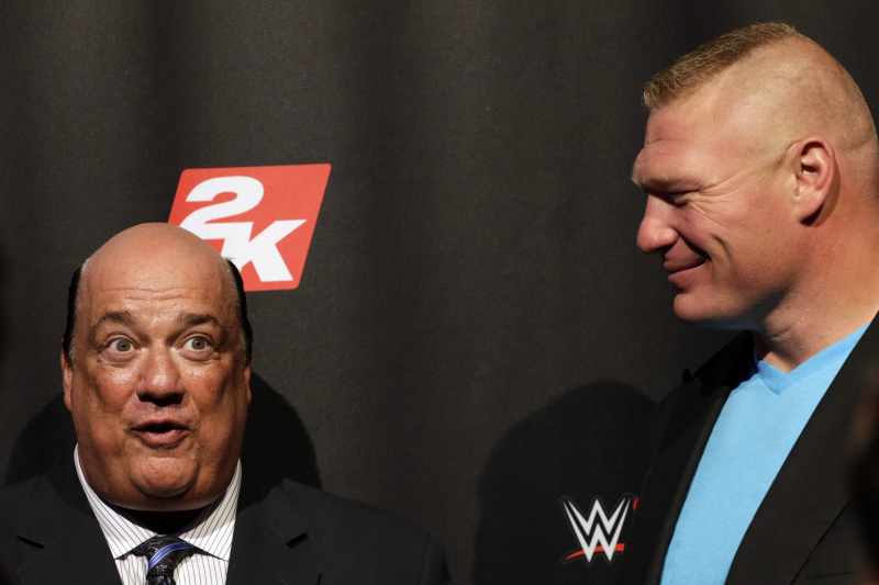 Past Meets Present: Can Eric Bischoff and Paul Heyman Revolutionize the WWE?