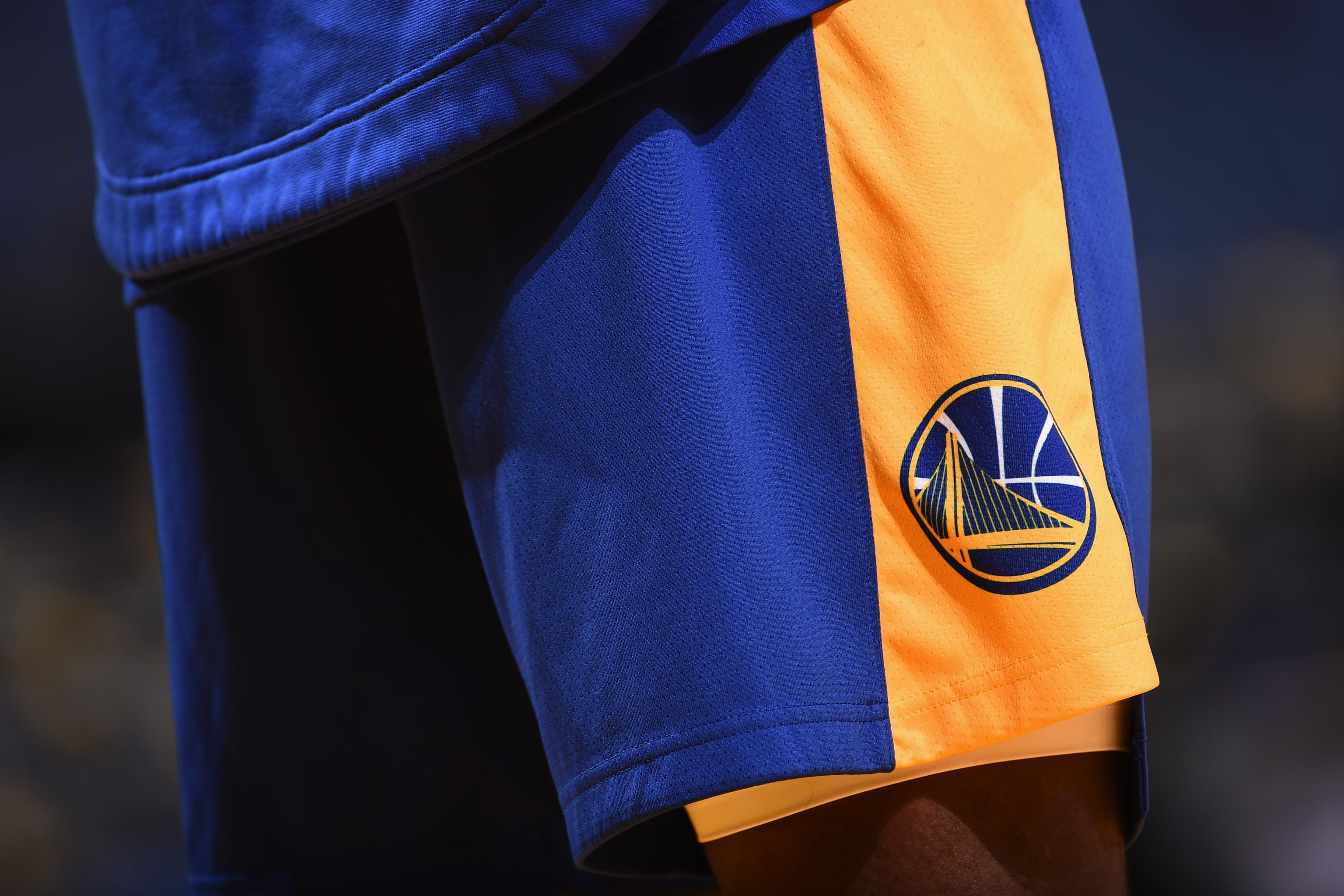 timeless design c1869 b0e67 Look: Warriors' New Jerseys, Logo for 2019-20 Surface in ...