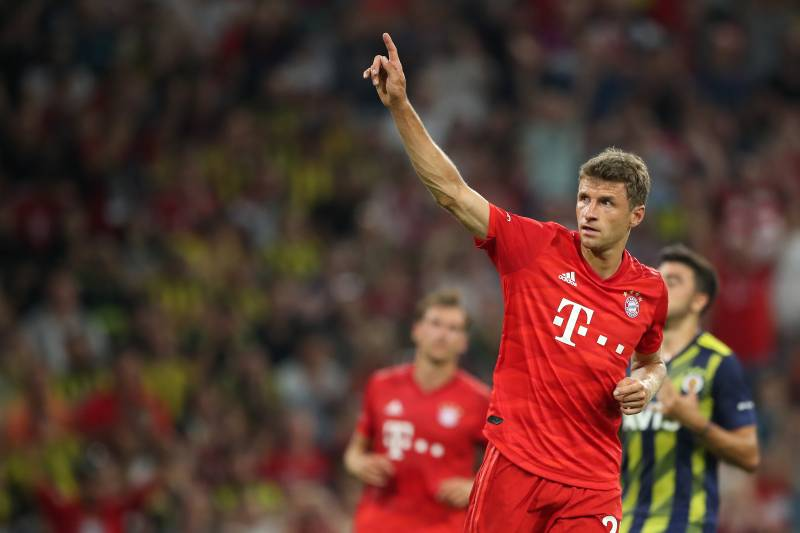 Bayern Munich vs  Tottenham Set for 2019 Audi Cup Final