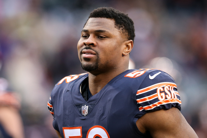 Khalil Mack Says There Needs to Be Sense of Urgency for Bears: 'Gotta Win Now'
