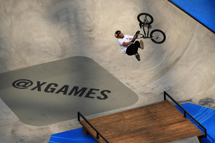 X Games 2019: Full Results, Medal Winners and Best Trick