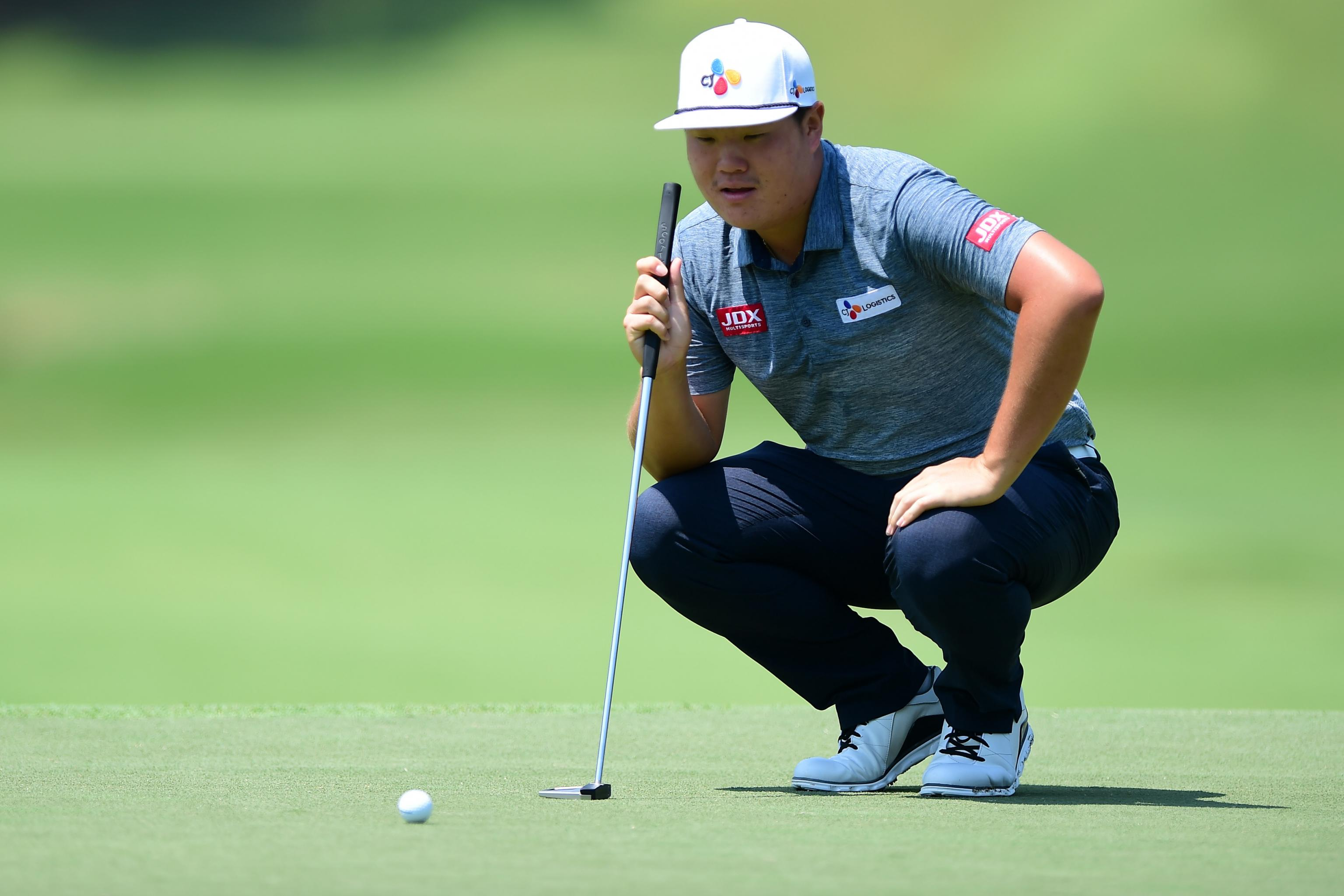Image result for golfer byeong hun an made video