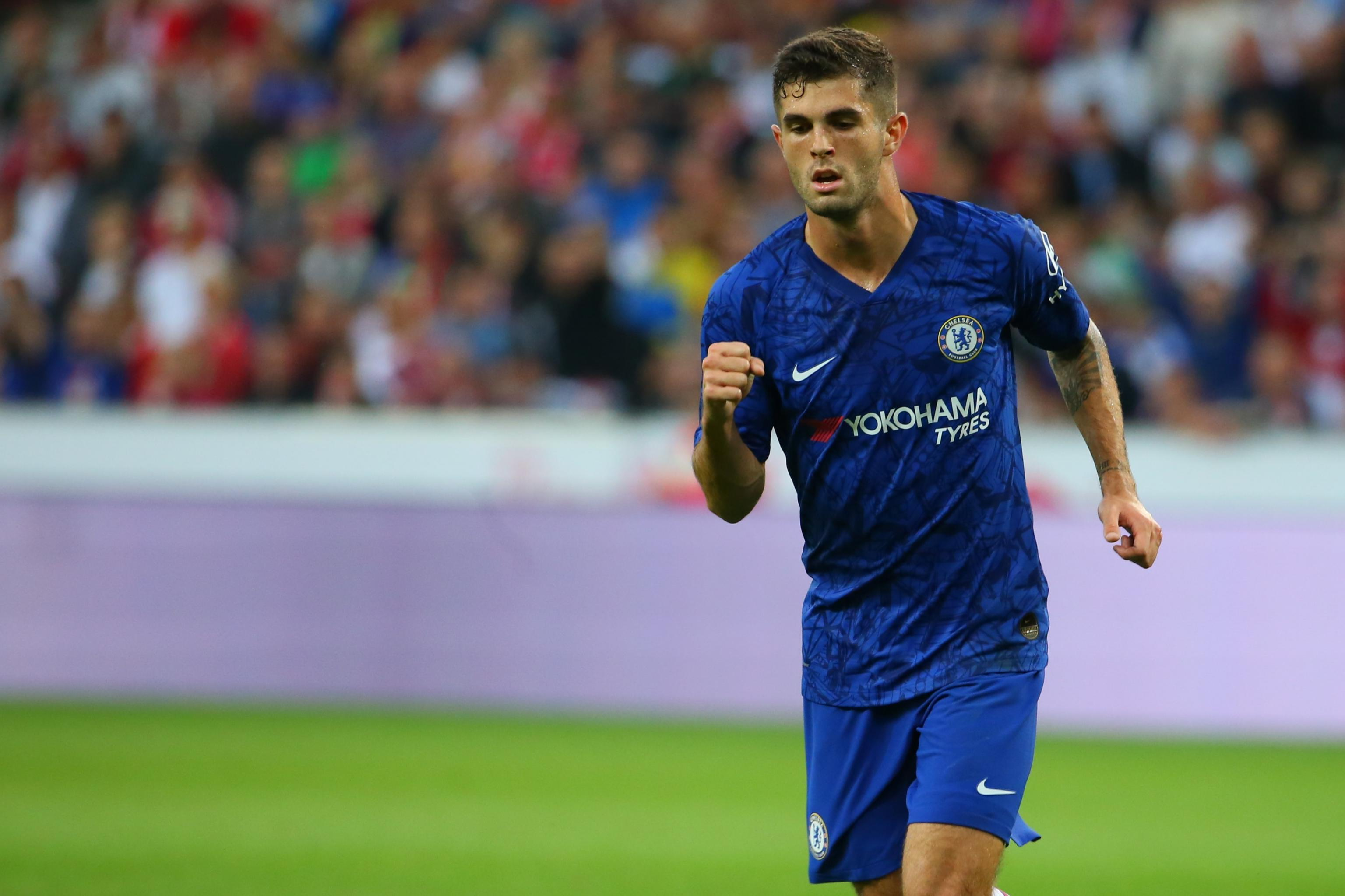 Image result for pulisic
