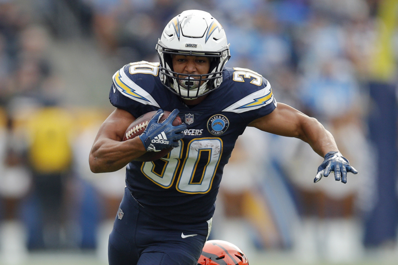 Forget Melvin Gordon; It's Austin Ekeler's Time to Become an NFL Star
