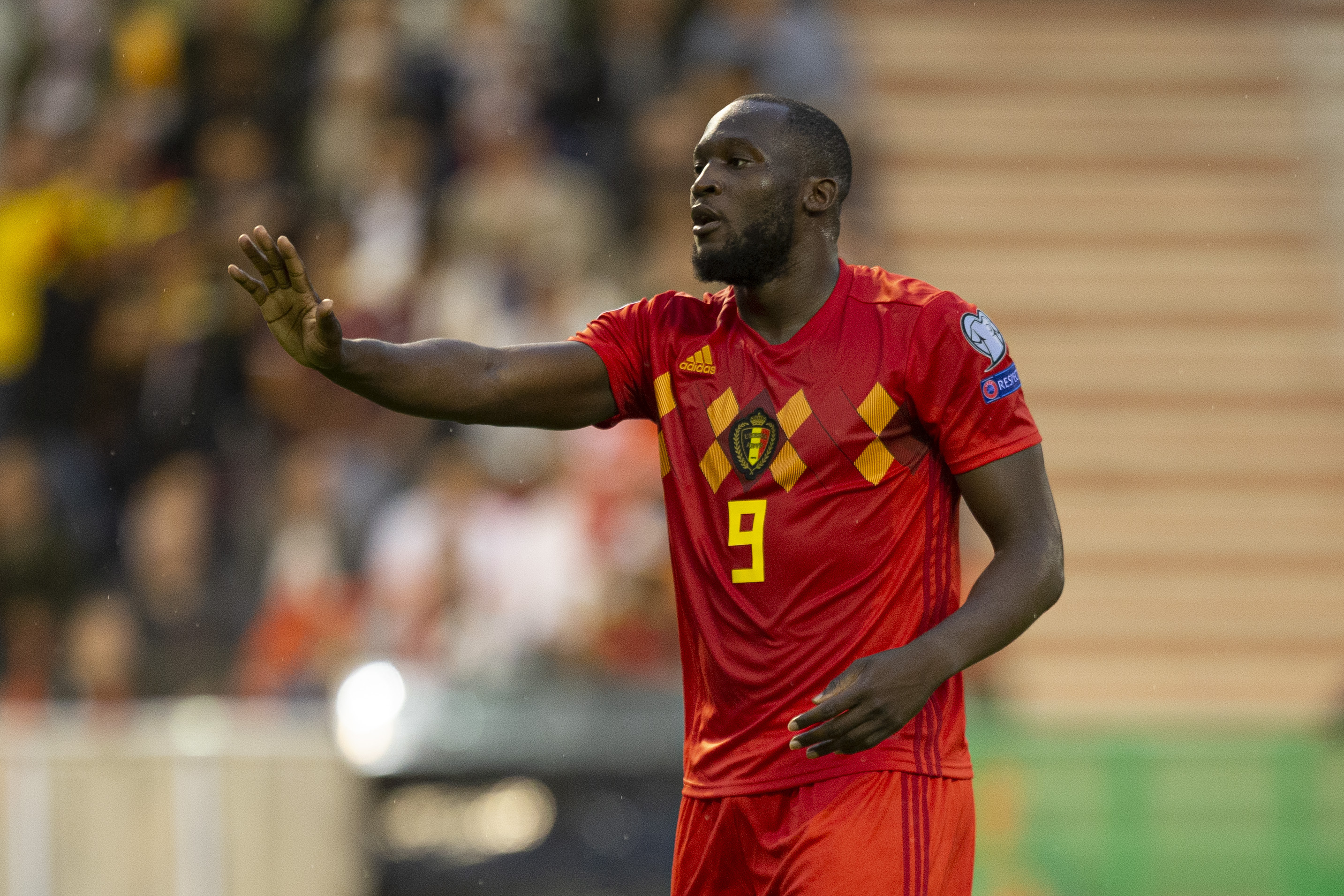 Report: Romelu Lukaku Posted Manchester United Data Online