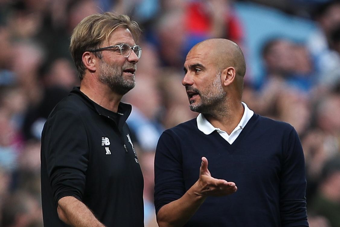 Liverpool Boss Jurgen Klopp: Pep Guardiola and I Have 'Respectful ...