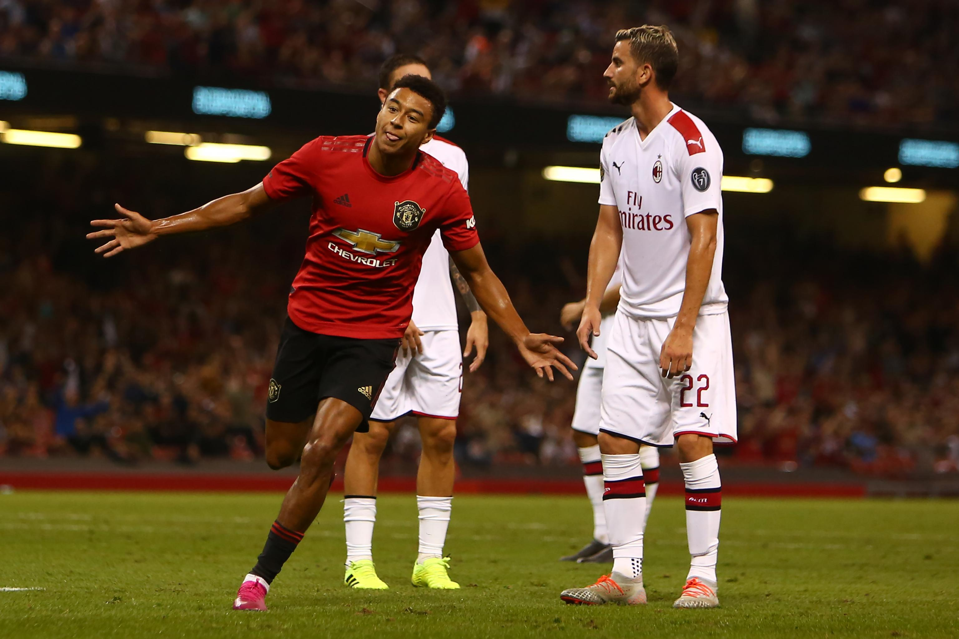 Manchester United Beat Ac Milan On Penalties After Drawing Final 2019 Icc Match Bleacher Report Latest News Videos And Highlights