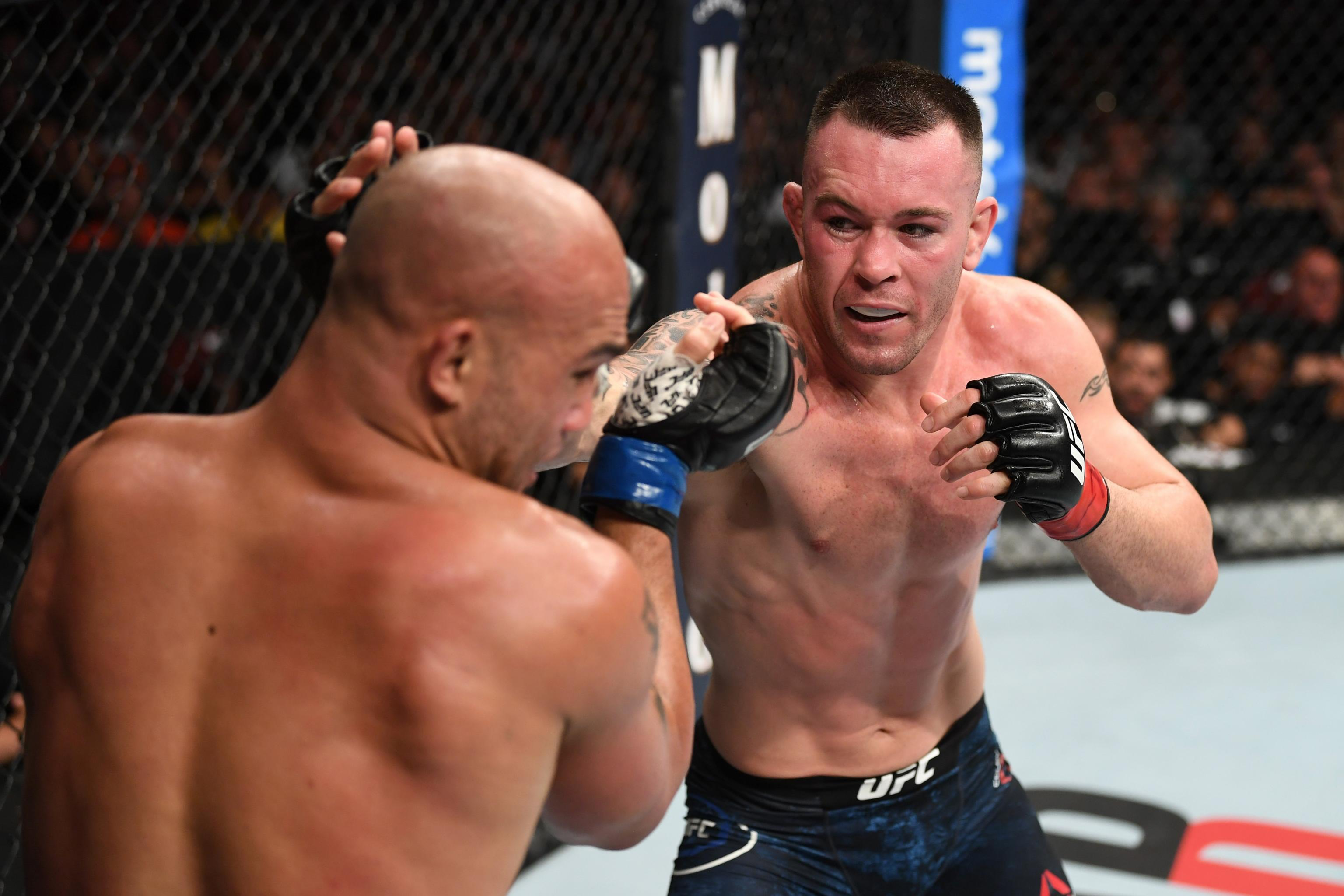 UFC on ESPN 5 Results: Colby Covington Beats Robbie Lawler