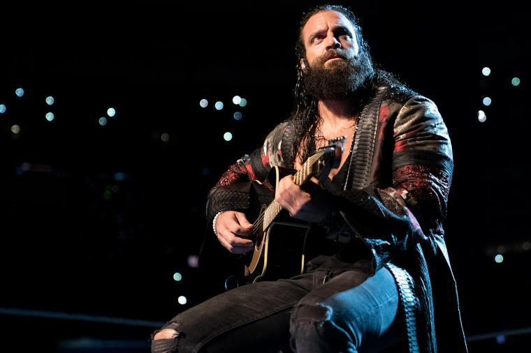 Will Elias Ever Ditch Guitar Gimmick and Win WWE