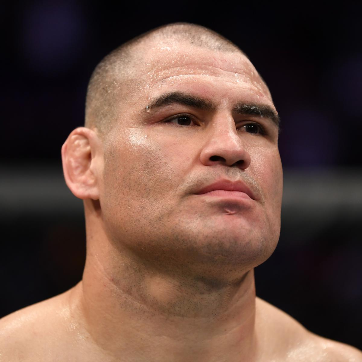 Watch UFC Legend Cain Velasquez Win Pro Wrestling Debut at AAA Triplemania XXVII