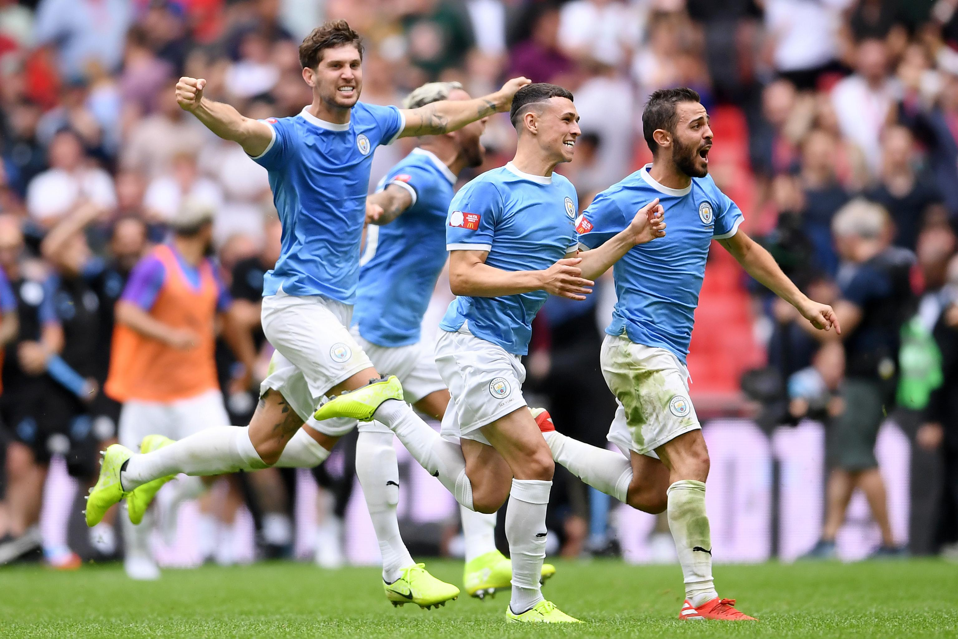Manchester City Top Liverpool on Penalties to Win 2019