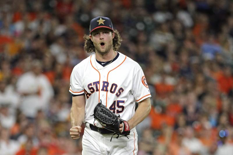 Gerrit Cole has picked a perfect time to just keep getting better.