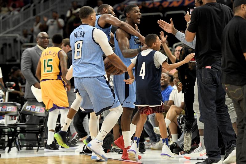 BIG3 League Basketball 2019 Results: Triplets Win on Joe Johnson 4-Pointer