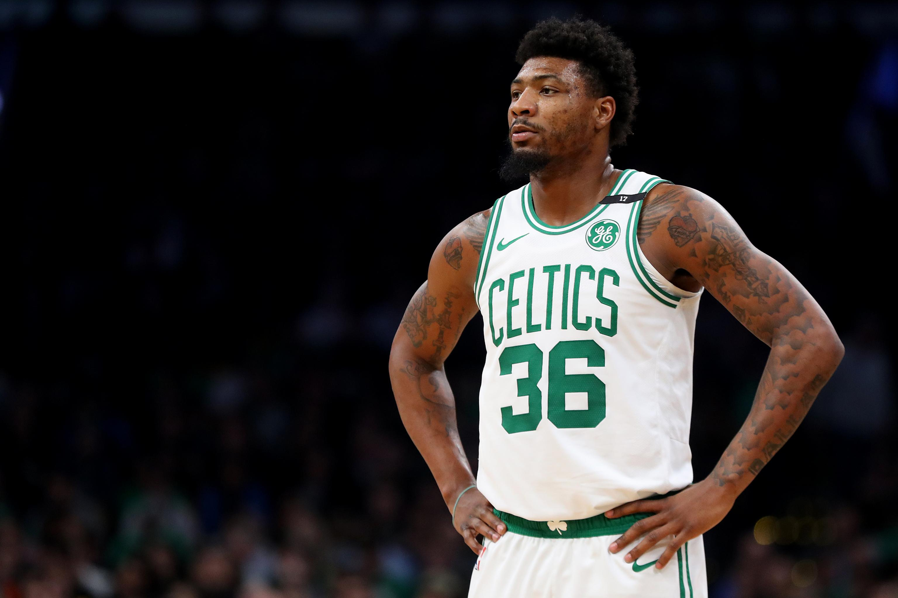 new style cb95b 23c7d Celtics Rumors: Marcus Smart, Puma Have 'Mutual Interest' in ...