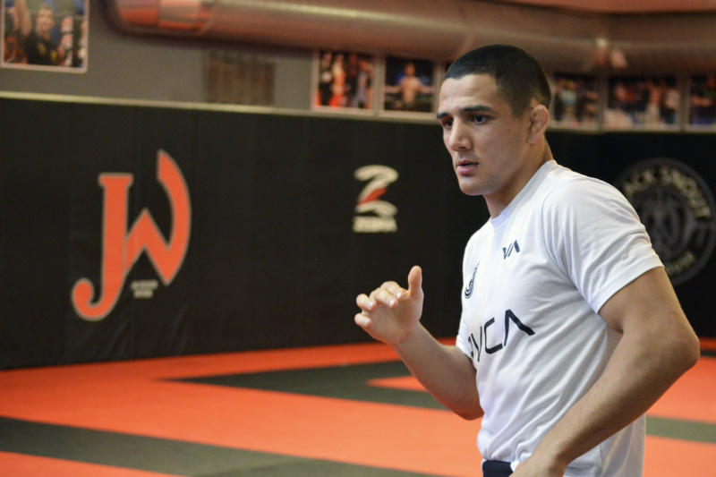 Highly Touted MMA Wunderkind Aaron Pico Looks to Rediscover His Mojo