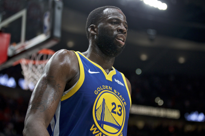 NBA Rumors: Buzz on Draymond Green's New Warriors Contract, Udonis Haslem, More