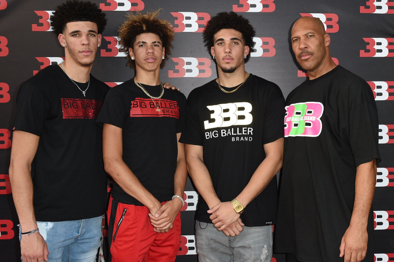Watch New Trailer for LaVar, Lonzo Ball's 'Ball in the Family' Season 5