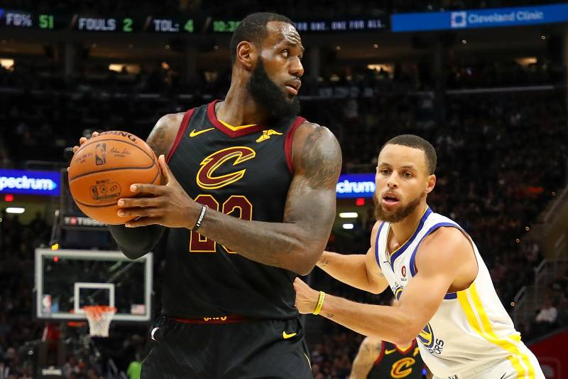 LeBron James, Stephen Curry, Kevin Durant Top NBA com's 2010's All