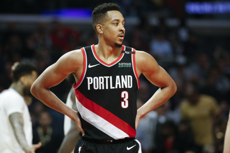 CJ McCollum Reveals Why NBA Stars Dropped out of Team USA for FIBA World Cup