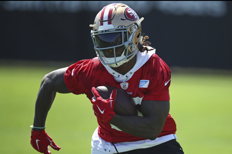 Flipboard: 49ers News: RB Jerick McKinnon Activated off PUP