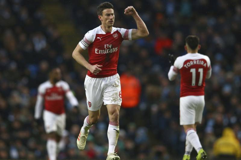 competitive price 596d5 8927f Laurent Koscielny Talks Decision to Leave Arsenal After ...