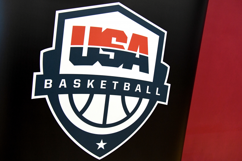 Look: USA Men's Basketball Releases 1st Team Photo from FIBA Training Camp