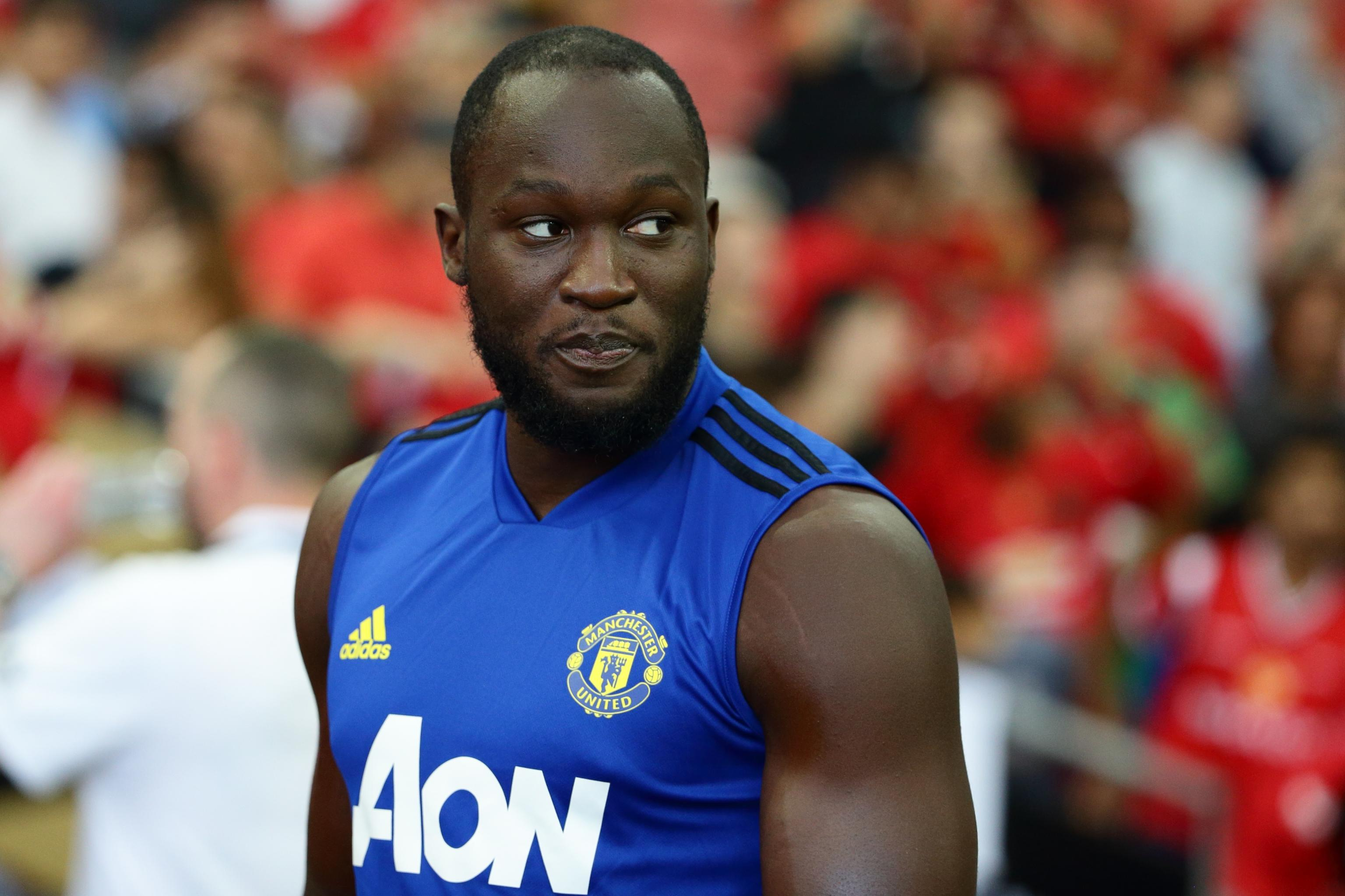 Gary Neville Calls Romelu Lukaku Unprofessional Ahead of Inter Milan  Transfer | Bleacher Report | Latest News, Videos and Highlights