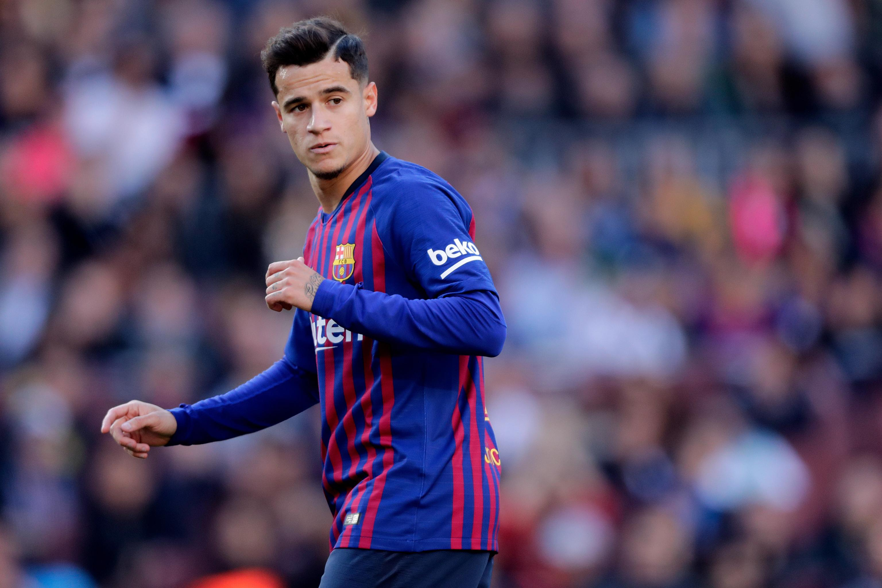Barcelona Manager Ernesto Valverde On Philippe Coutinho He S With Us Bleacher Report Latest News Videos And Highlights