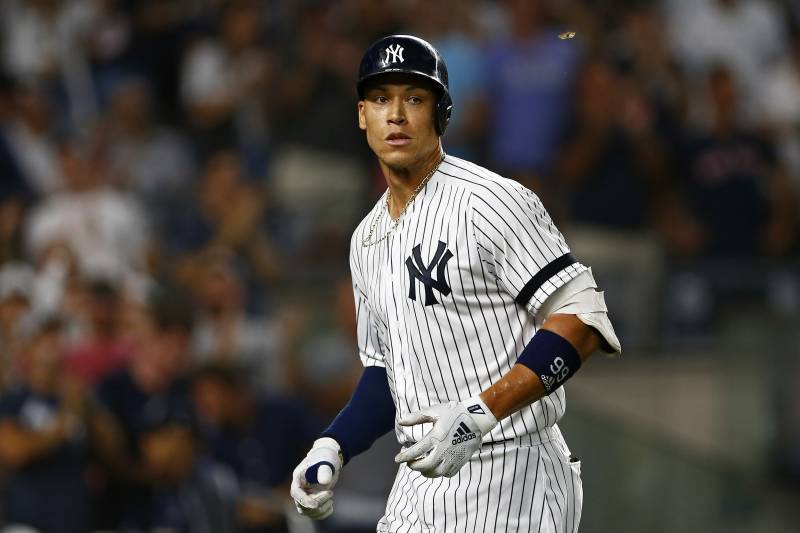 Aaron Judge Home Runs 2020.Watch Aaron Judge In Trailer For Yankees Vs White Sox At