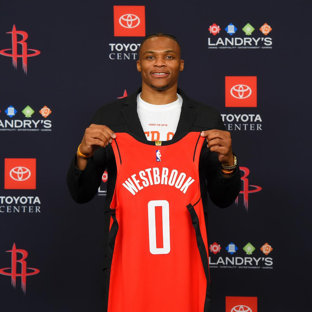 Report: Russell Westbrook Changed Pay Schedule To