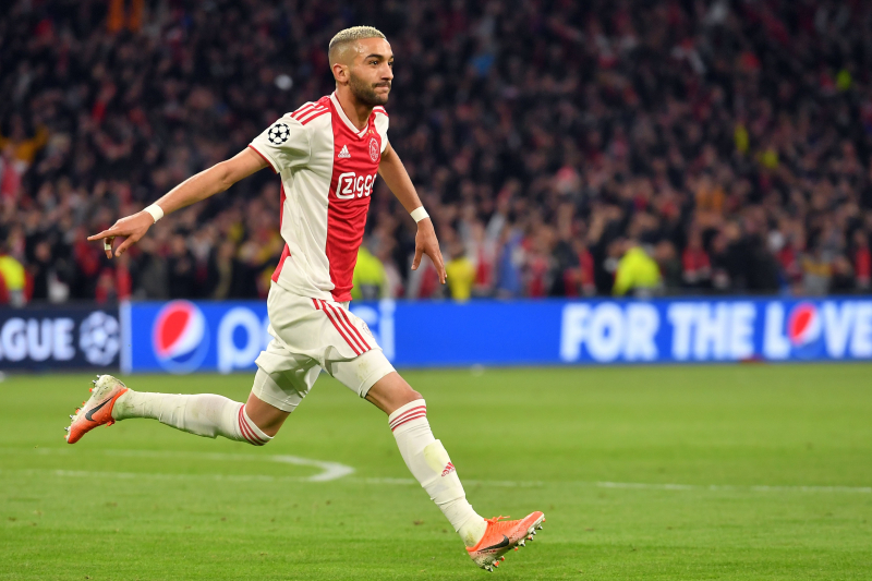 Hakim Ziyech Signs Ajax Contract Extension Amid Bayern Munich Transfer Rumours