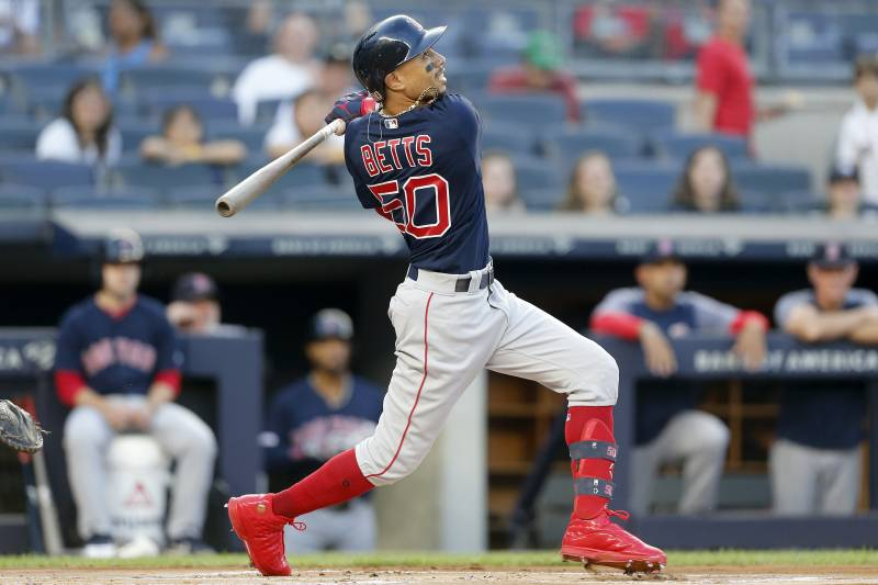 Red Sox Home Opener 2020.Mookie Betts Trade Rumors Execs Believe Red Sox Will Listen