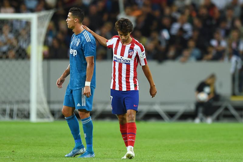 Joao Felix, Atletico Madrid Beat Cristiano Ronaldo, Juventus in ICC Friendly