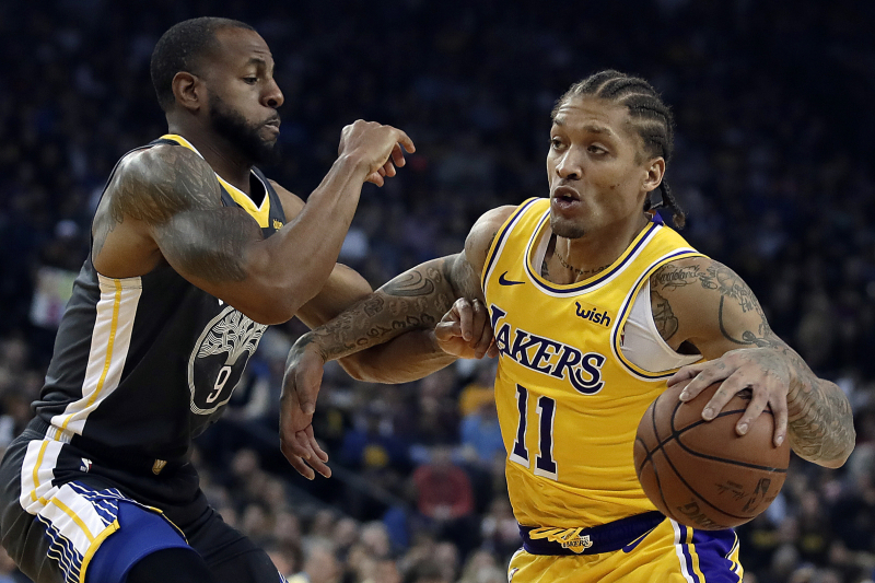 Report: Former Laker Michael Beasley Agrees to 1-Year Contract with Pistons