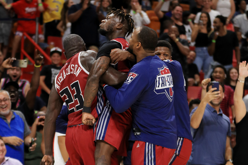 BIG3 League Basketball 2019 Results: Nate Robinson Hits Tri-State's Game-Winner