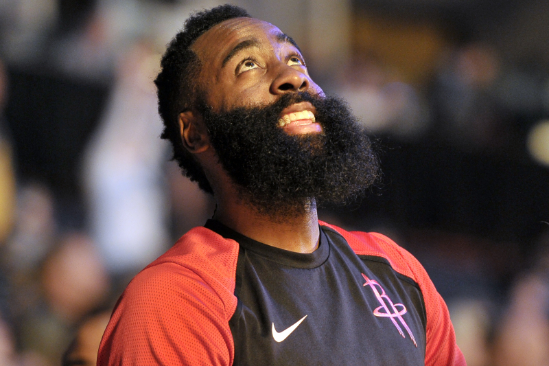 Video: James Harden Gives $10,000 to Family in Bahamas Fishing for Food