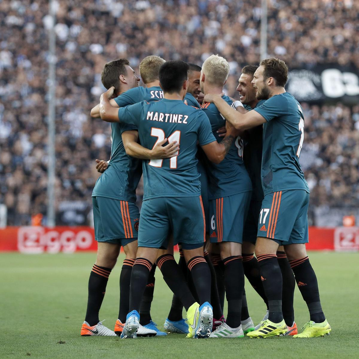 Ajax Vs Paok: Champions League 2019: Final Qualifying Odds, Live Stream