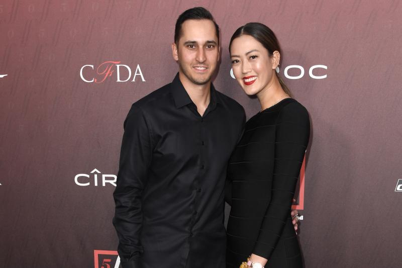 Images: LPGA Star Michelle Wie, NBA Legend Jerry West's Son Jonnie Get Married